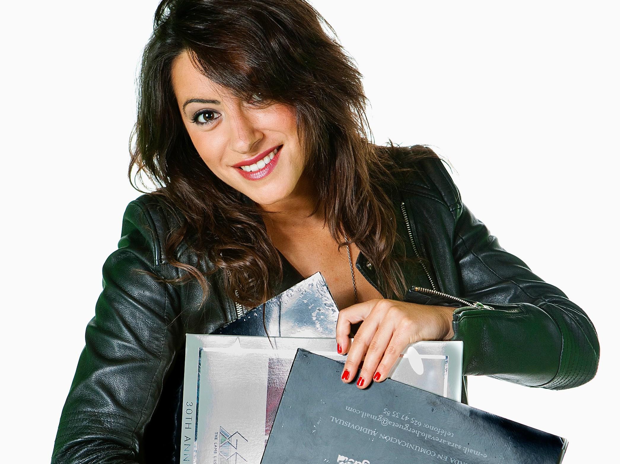 Marta Vázquez, locutora de Rock FM