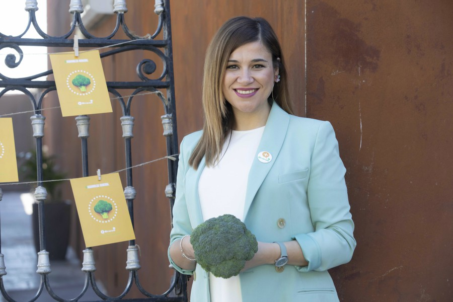 Toñi Piernas, nueva presidenta de +Brócoli