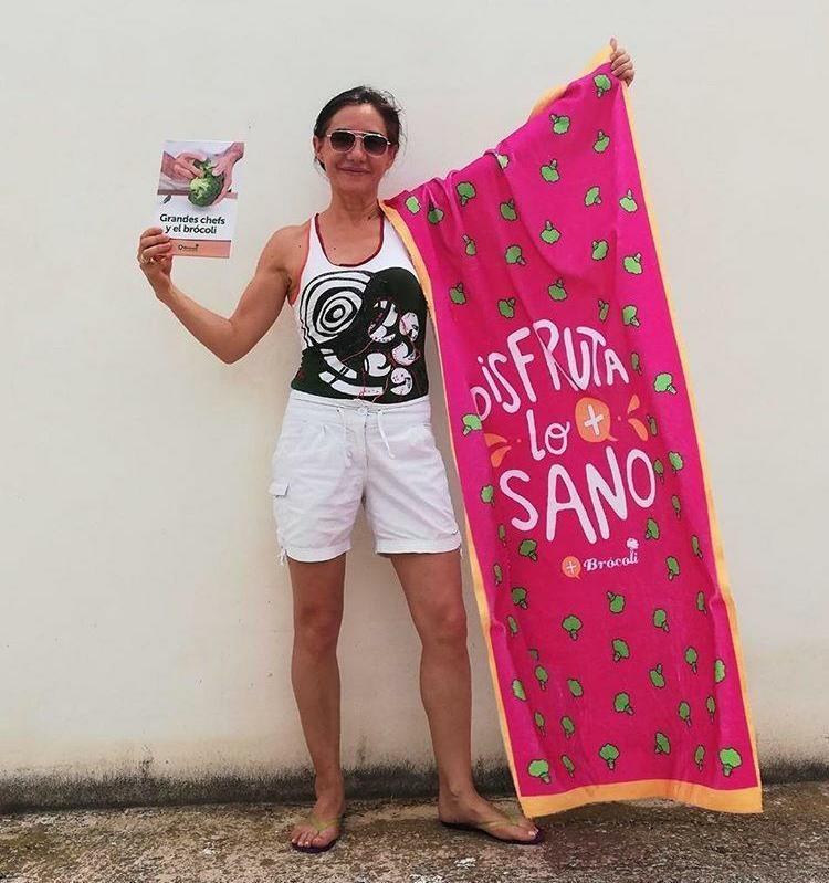 Amparo Lucas, @dieta_democratica