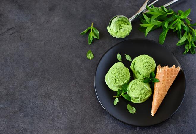 helado de brocoli